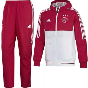 ajax pres suit red